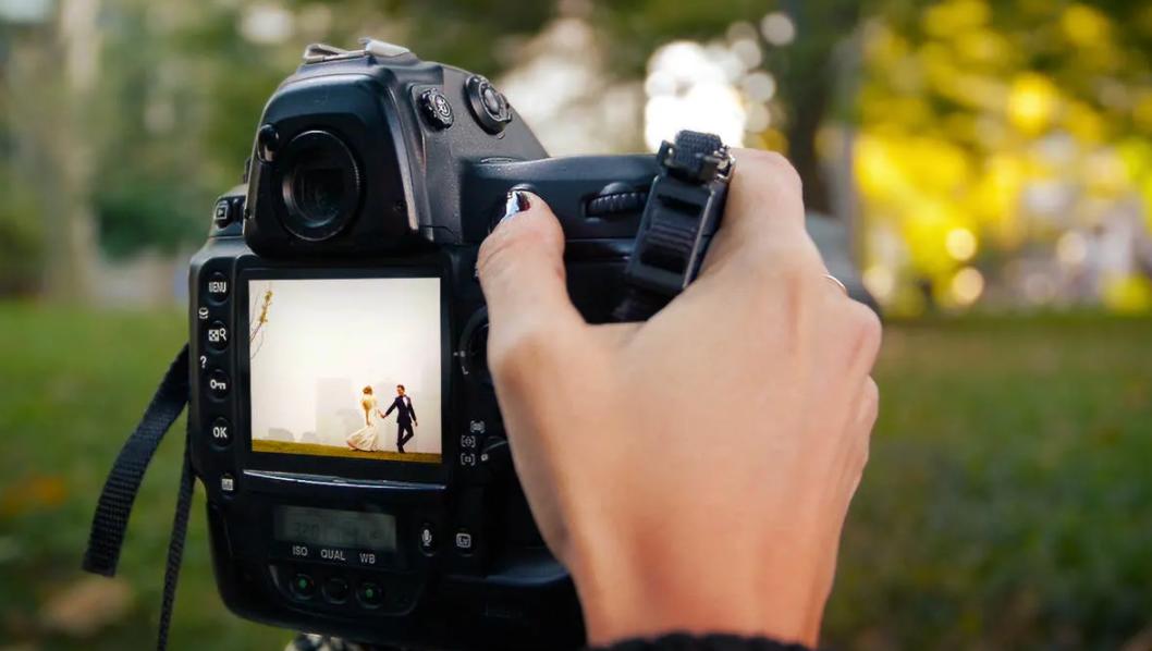 wedding photography camera