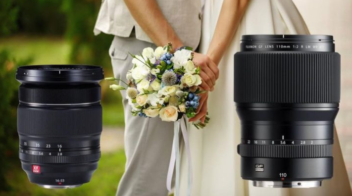 wedding photography lenses